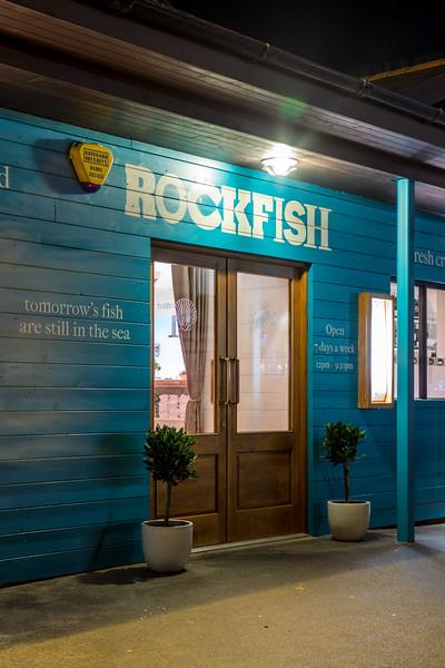 Rockfish Exmouth