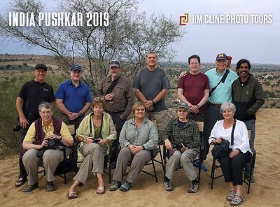 India Pushkar & the Taj Mahal 2019
