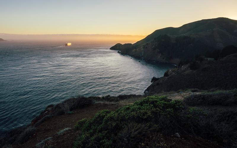 Film Emulation - Into the Sunset