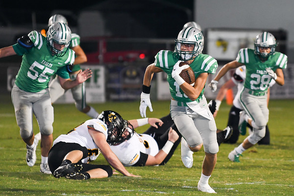 Hokes Bluff v. Glencoe, September 28, 2018