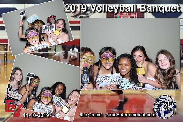 20191110 EV Volleyball Banquet
