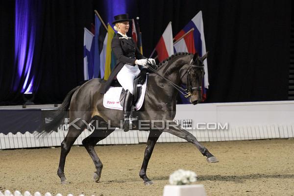 Tallinn International Horse Show 2012 Freestyle