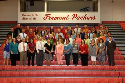 High School Staff 2011-2012