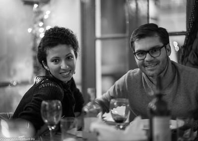 01 - Dinner Greek Restaurant January 2015