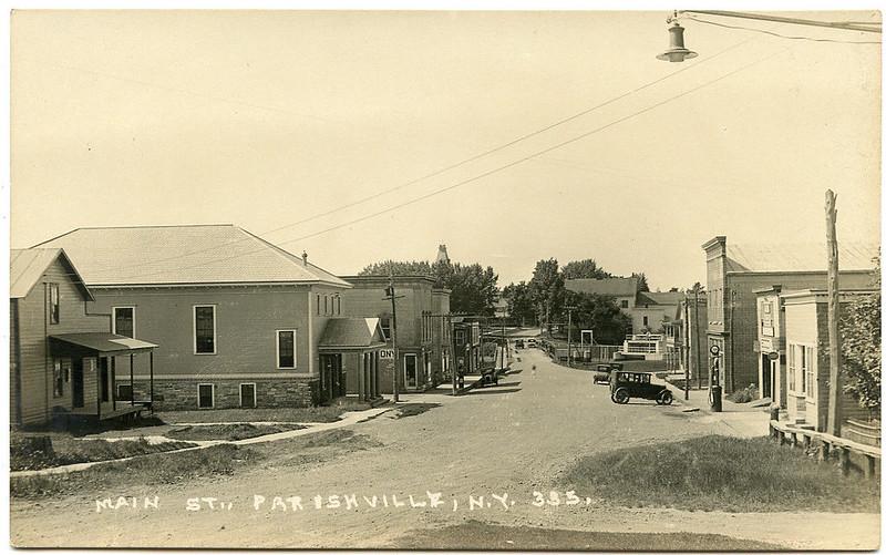 PARISHVILLE NY