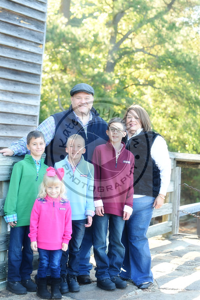 Jenkins Family 2017
