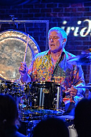 Carl Palmer @ The Iridium