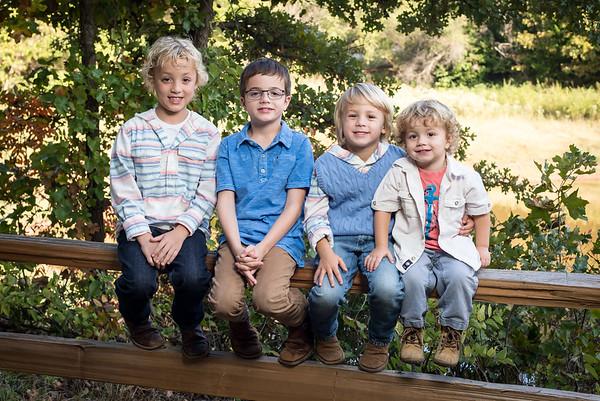 Chris Thomas Family