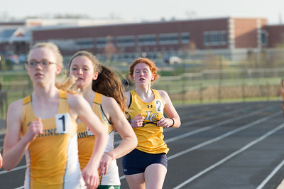 Track & Field: Woodgrove Quad Meet by Jeff Vennitti on April 18, 2018