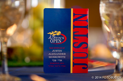 Justin's Bar Mitzvah