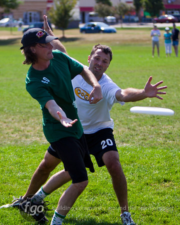 2012 USA Ultimate Grand Masters - day 1 - 9-1-12