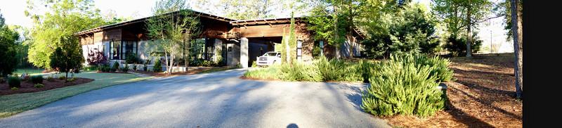 Panorama of Michael & Debbie's home.
