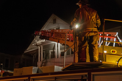 Structure Fire - 29 Hill St, Waterbury, CT - 5/4/15