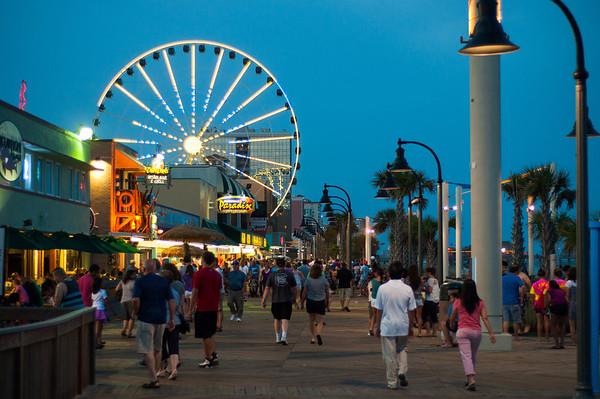 2012-7-13 to 7-19  Myrtle Beach