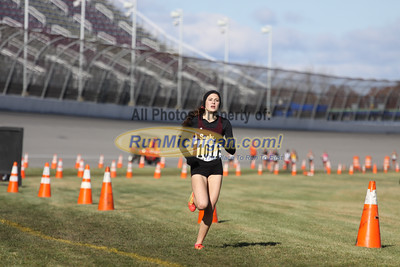 D1 Girls Finish Gallery 4 - 2014 MHSAA LP XC Finals