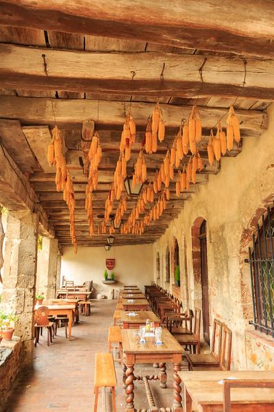 Restaurant in Perouges