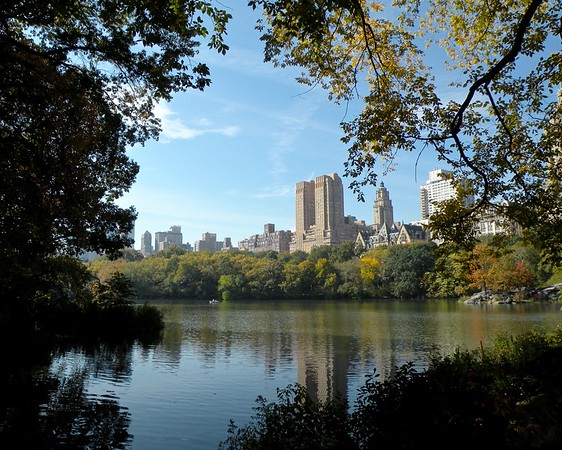 Favorite Images From My Autumn in the Big Apple (2009)