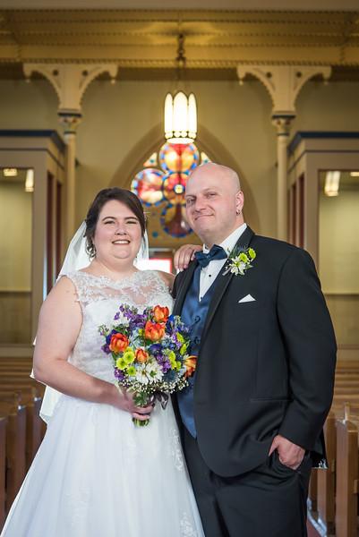 Rachael & Christopher: Married