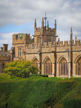 Sudeley Castle and Gardens (Summer 2020)