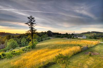 North Carolina Blue Ridge Country