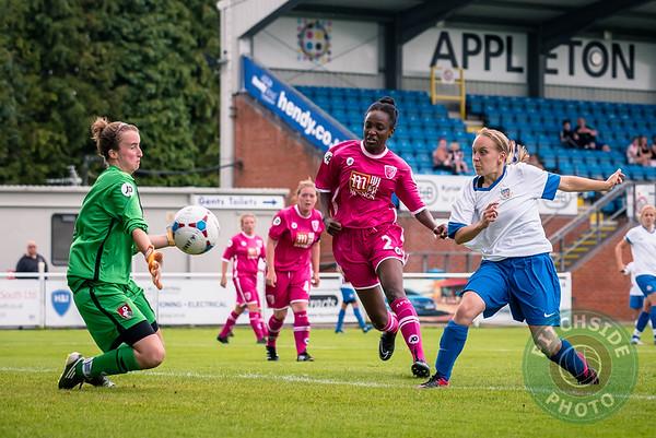 Eastleigh Ladies v Bournemouth Ladies