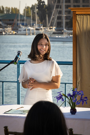 Zoe Bat Mitzvah