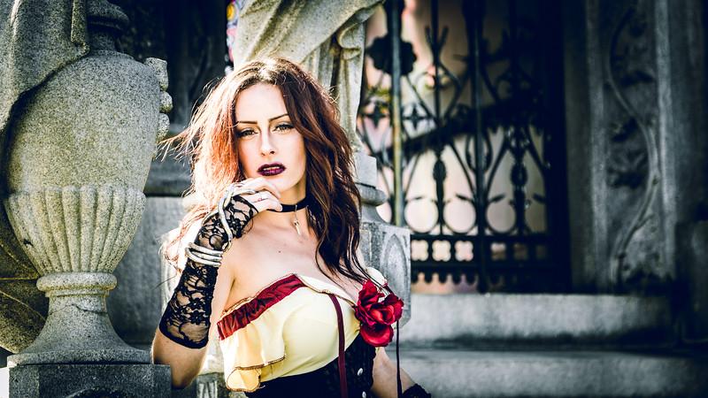 Halloween Spooky Glamour Shoot 2016