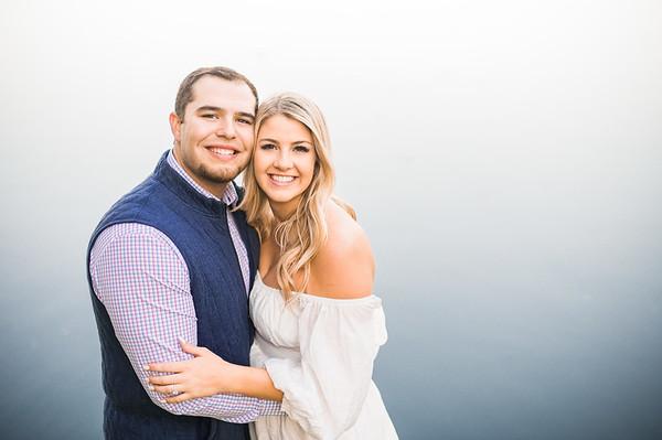 Ashley & Zach Engagement Portraits