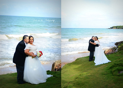 Wedding of Elson and Marillyn - May 27, 2014