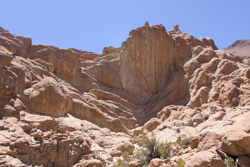 climb to Copa Coya-14,180'