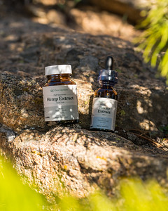 CBD Lifestyle Product Photography | Forest Remedies 2020