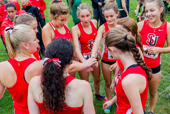 2016 Seattle U Cross Country, Sundodger Invitational