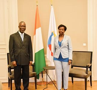 SEM Maurice Kouakou Bandaman