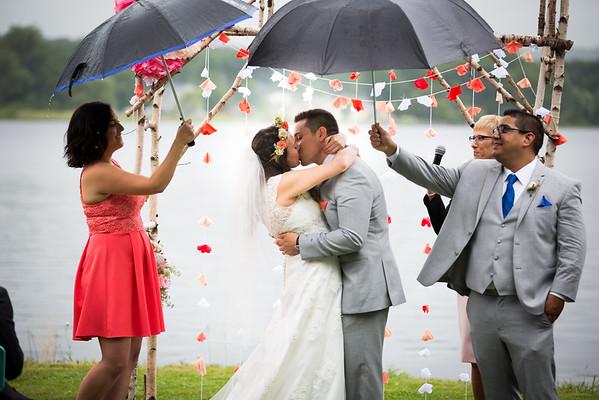 Lindsay & Gerald Wedding