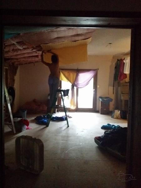 Studio internal ceiling project