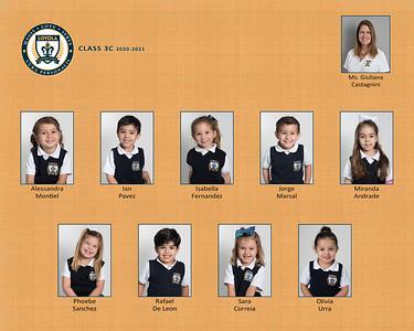 2020- 2021 CLASSES