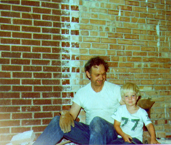 Wayne & Rusty, Remodeling garage  - Copy.jpg