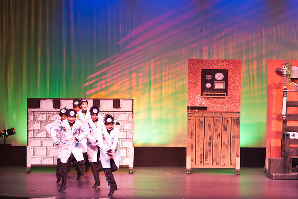 The Dance Place 2011 Recital 8.7.2011