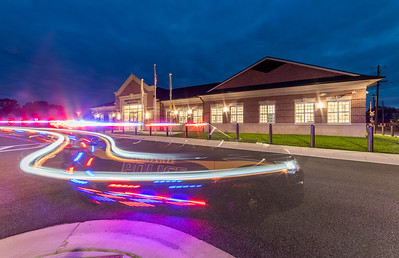 Manns Woodward Perryville Police Station 9-1-20