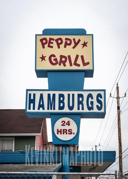 Peppy Grill - Hamburgs
