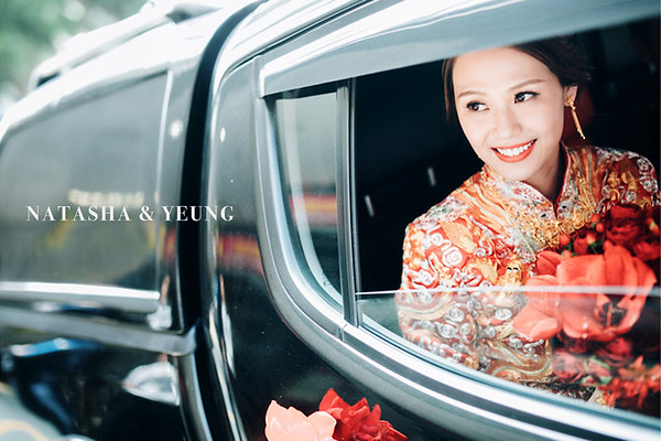 Wedding Day - Natasha and Yeung (Hotel Icon)