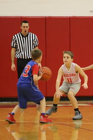 Sheridan vs Licking Valley 6th Grade Boys