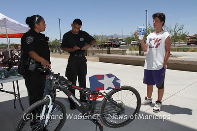 MPD Bike registration  6-21-2014