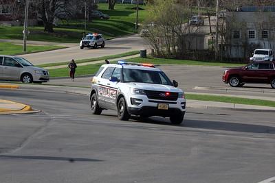 EMS, Fire, Sheriff, Police Parade @ UHH 5-1-20
