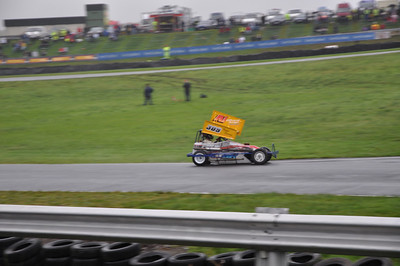 Stock Cars at Knockhill