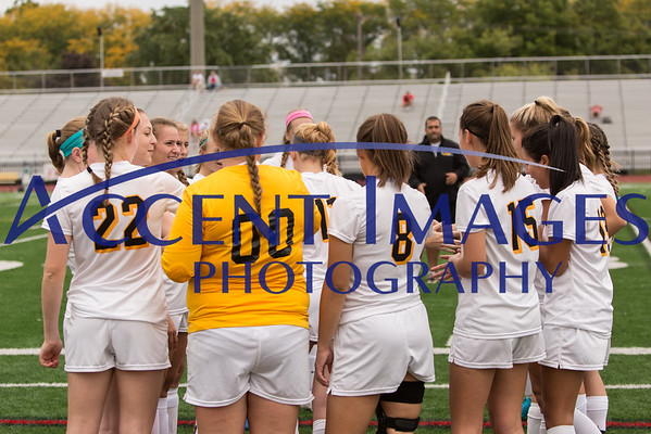 UAHS Varsity Soccer vs Grove City 9/26