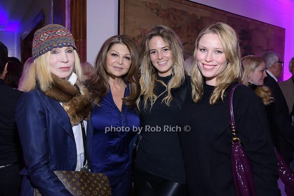Maggie Norris, Sonia Nassery Cole , Jocelyn Medland, Kiera Chaplin photo by Rob Rich/SocietyAllure.com © 2014 robwayne1@aol.com 516-676-3939