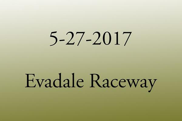 5-27-2017 Evadale Raceway 'SSS and Ironman Drag Racing'