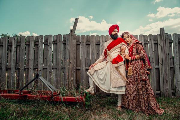 MANDEEP RUBY WEDDING