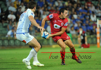Western Force vs Reds ( Trial Match) 16.02.2012